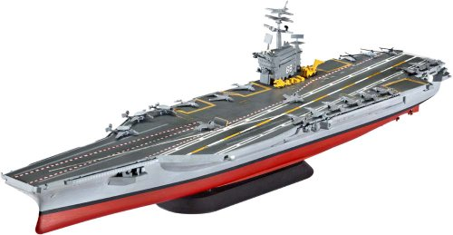 Revell Germany U.S.S. Nimitz (CVN-68) Model Kit (Aircraft Carrier Model compare prices)