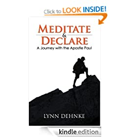 Meditate & Declare (A Journey with the Apostle Paul)