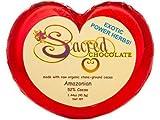 Sacred Chocolate: Organic Amazonian Chocolate 1.44 Oz (6 Pack)
