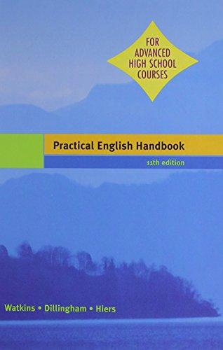 Practical English Handbook (with 2009 MLA Update Card)