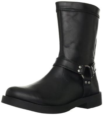 Harley-Davidson Men's Kaden Motorcycle Boot,Black,7 M US