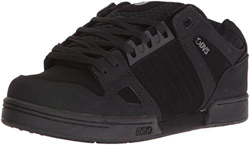 DVS Celsius, uomo sneakers, nero (Black Black Black), 45 EU