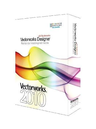 Vectorworks Designer 2010 w/Renderworks