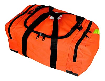 Tactical First Aid Kit: Ever Ready First Aid Fully Stocked First Responder Kit, Orange from Ever Ready First Aid