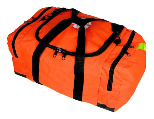 Ever Ready First Aid Fully Stocked First Responder Kit, Orange Amazon.com