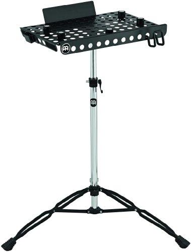 Meinl Percussion TMLTS Laptop Table Stand für Laptops bis 17 Zoll- Größe, chrom/schwarz