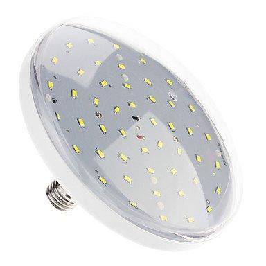 M.M E27 18W 48X5730Smd 1500-1700Lm 6000-6500K Cool White Light Led Ceiling Bulb (Ac230V)