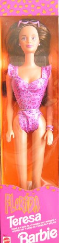 Barbie: Florida Vacation Teresa - Friend of Barbie