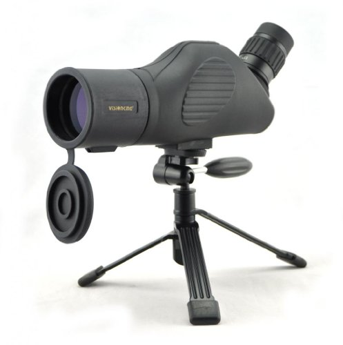 Visionking 11-44X50 S Bak4 Spotting Scope Monoculars Telescopes Color Black