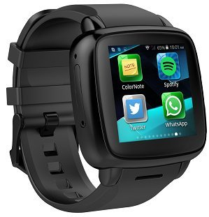 Omate TRUESMART + : Montre autonome 3G, Bluetooth, WiFi, GPS, Andoid 5.1 Lollipop