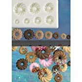 スイーツシリーズ Lovely sweets ぷっくりドーナツ フレンチクルーラーB G-043