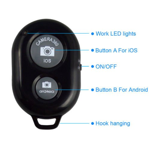vivitar universal wireless and wired shutter release remote control fits canon nikon sony. Black Bedroom Furniture Sets. Home Design Ideas