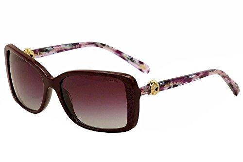 tiffany-co-womens-4102-dark-cherry-frame-violet-gradient-lens-plastic-sunglasses