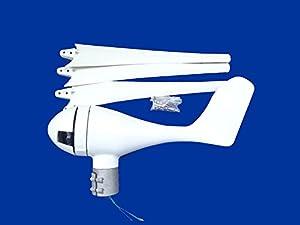MISOL 400W Wind turbine 12V 24V wind generator