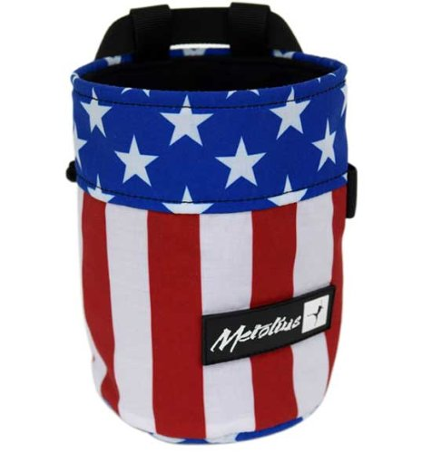 Metolius Uncle Sam Chalk Bag One Size