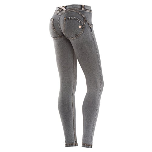 Freddy Pantalone Donna WR.UP Lungo Effetto Push-Up.