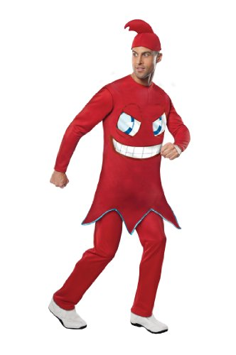 Rubie's Costume Pac-man Adult Blinky Jumpsuit