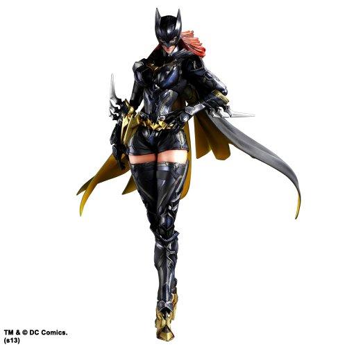 DC Comics VARIANT プレイアーツ改–KAI バットガール (完成品・アクションフィギュア)