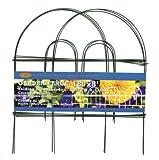 24 each: Living Accents Folding Garden Fence (X101036G)