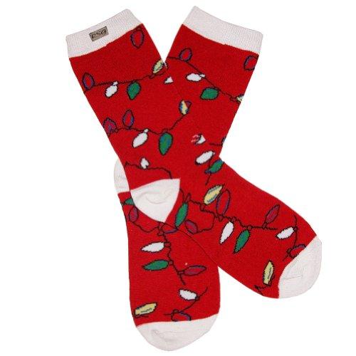 Christmas Socks (Xmas Lights)