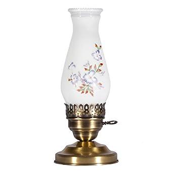 Hurricane Old Fashioned Table Lamp Amazon Com