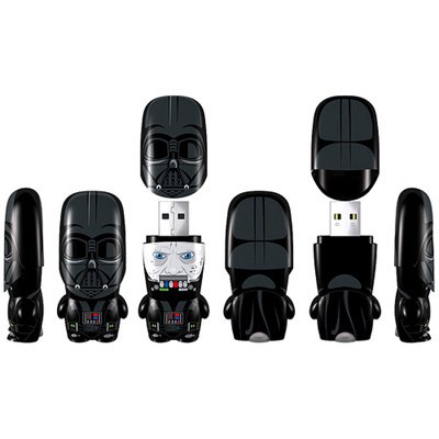 Star Wars Mimobot 8 GB USB Flash Drive - Darth