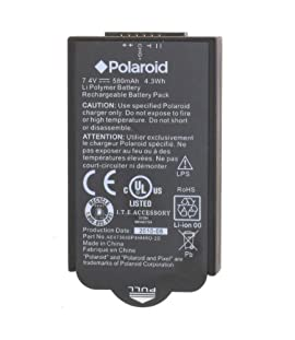 Polaroid High Capacity Replacement Battery For The Polaroid Instant Digital Camera Z2300, Z230E (Z230, POGO Camera, CZA-05300)