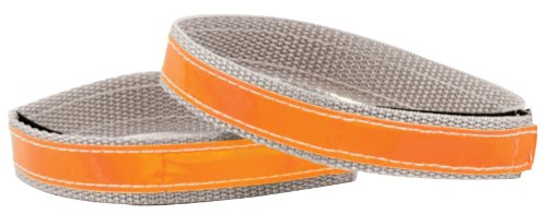 Nathan Nathan Reflective Cyclist's Anklebands (Orange)