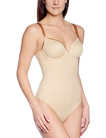 Triumph - Soft and Form - Body - Uni - Femme - Beige - FR : 100A (Taille fabricant : 85A)
