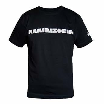 """Rammstein, T-Shirt """"RAMMSTEIN"""" - L"""