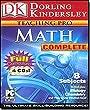 DK Teaching Pro: Math Complete 4CD Set