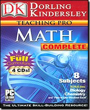 DK Teaching Pro: Math Complete 4CD Set