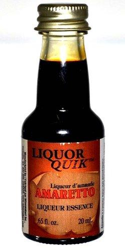 Amaretto Liquor Quik Essence