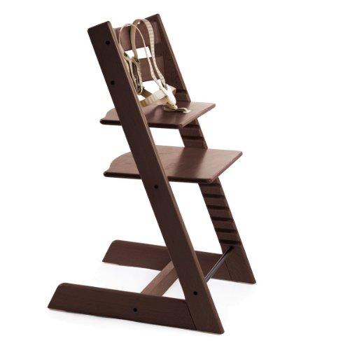 Stokke Tripp Trapp Highchair, Walnut