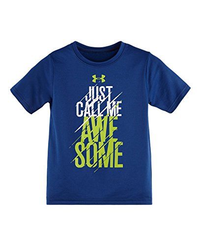 Under Armour Little Boys' Awesome Short Sleeve сабвуфер автомобильный mystery mbb 302a