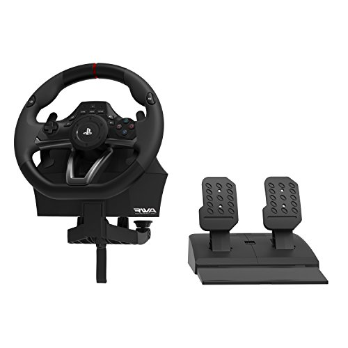HORI Racing Wheel Apex for PlayStation 4/3, and PC (Logitech Steering Wheel Ps3 compare prices)