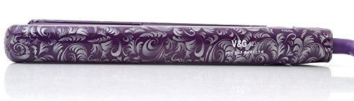 V&G Professional VGP-8231 Professional Hair Straightener (Color May Vary)