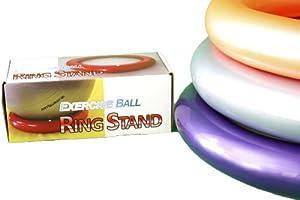 Anti Burst Exercise Balance Yoga Ball Base 50 cm with hand pump