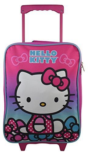 Sanrio-Hello-Kitty-Rolling-Pilot-Case-Luggage