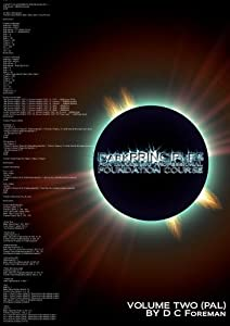DarkPRINCIPLES for Darkbasic Pro Volume 2 (PAL)