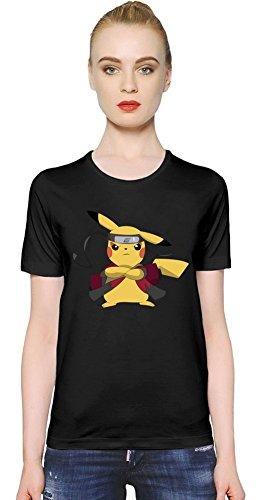 Sage-Pikachu-La-camiseta-de-las-mujeres