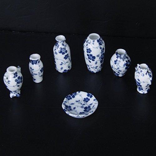 sodial-r-1-12-miniaturas-de-casa-de-munecas-de-ceramica-florero-de-porcelana-china-azul-vid-7-piezas