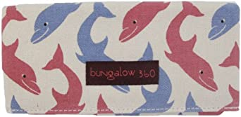 Bungalow360 Vegan Wallets - New styles in! (Dolphins)