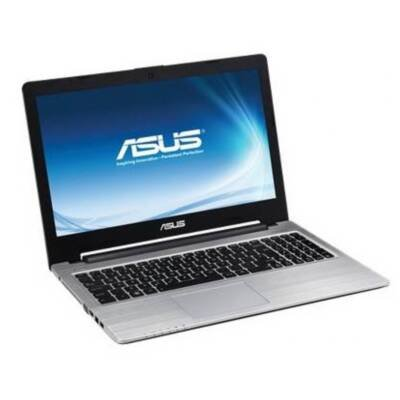 ASUS S56CA-DH51 15.6 HD Notebook Intel Core i5-3317U 1.7GHz 6GB DDR3 750GB HDD + 24GB SSD DVD-Litt Intel GMA HD Windows 8 Home Premium 64-bit Resentful