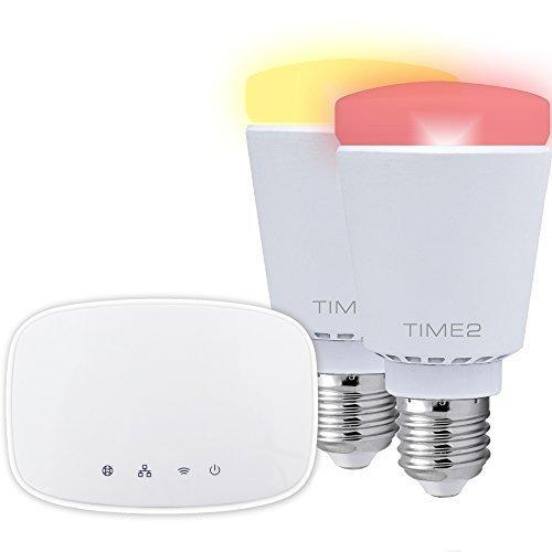 <p>Bienvenido al mundo de la iluminación del hogar de forma inalámbrica controlada. El sistema de iluminación Time2 WiFi</p>