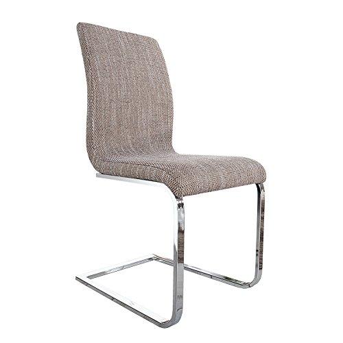 eleganter-design-freischwinger-hampton-stuhl-strukturstoff-coffee-stuhl-esszimmerstuhl-schwingerstuh