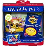 Littlest Pet Shop LPSO Web Game Starter Pack - Woolma O'Chic
