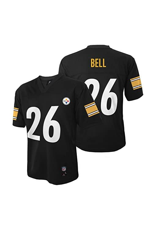 b7f45d51a LeVeon Bell Pittsburgh Steelers Youth Black Jersey.  39.99. NFL. Pittsburgh  Steelers Antonio Brown  84 ...