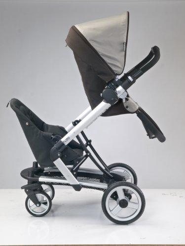 Peg-Perego Skate Jumper Seat, Black