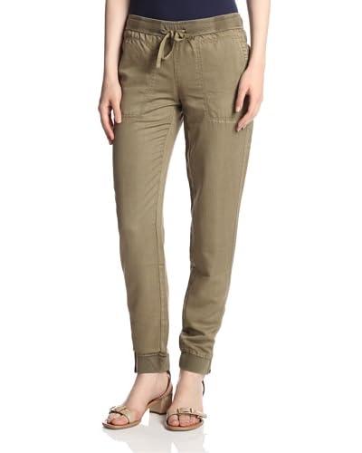 Marrakech Women's Banded Zipper Cuff Pant